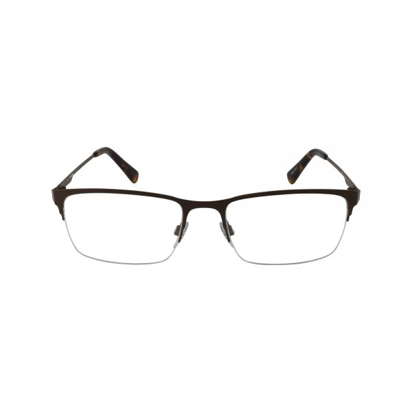 DL5347 Brown Glasses - Front View