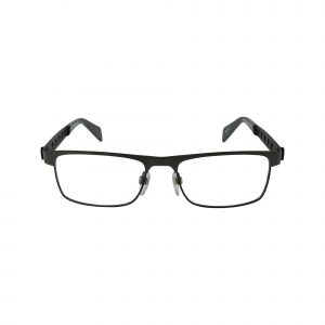 DL5114 Gunmetal Glasses - Front View