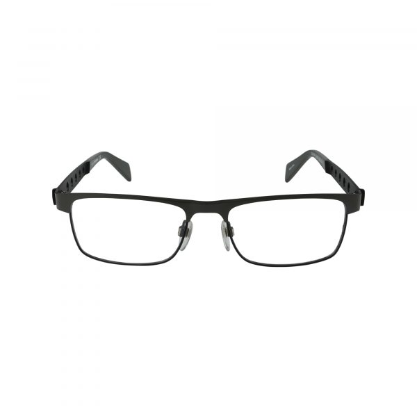 DL5114 Gunmetal Glasses - Front View