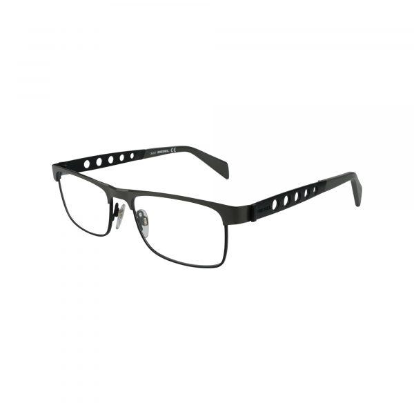 DL5114 Gunmetal Glasses - Side View