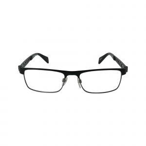 DL5114 Black Glasses - Front View
