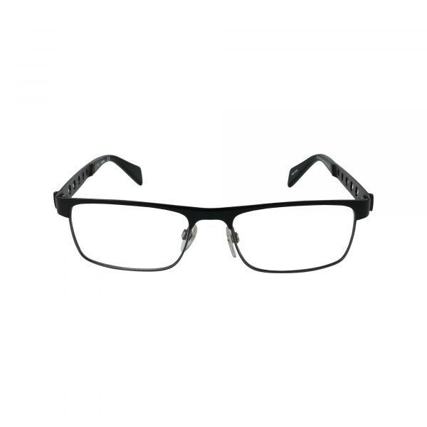 DL5114 Black Glasses - Front View