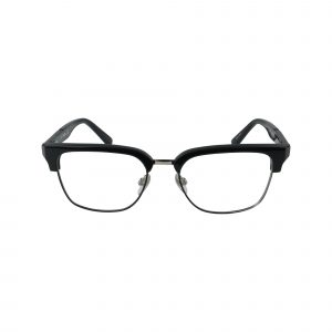 DL5247 Gunmetal Glasses - Front View