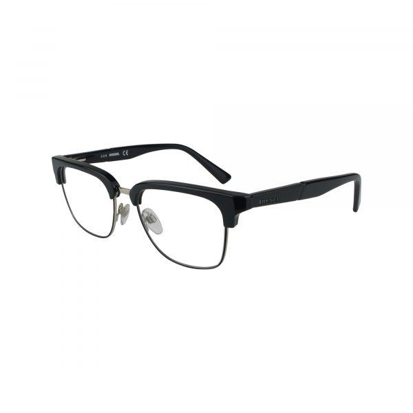 DL5247 Gunmetal Glasses - Side View