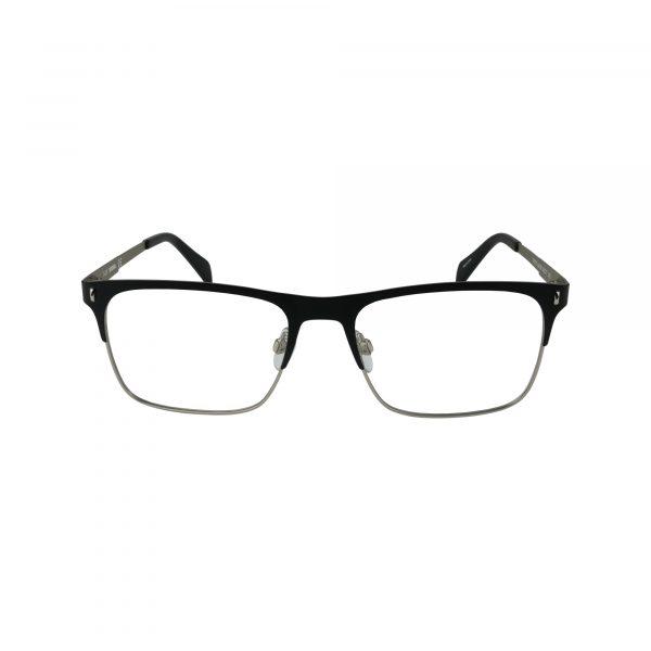 DL5151 Black Glasses - Front View