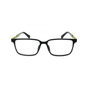 DL5290 Black Glasses - Front View