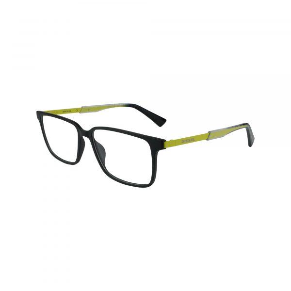 DL5290 Black Glasses - Side View