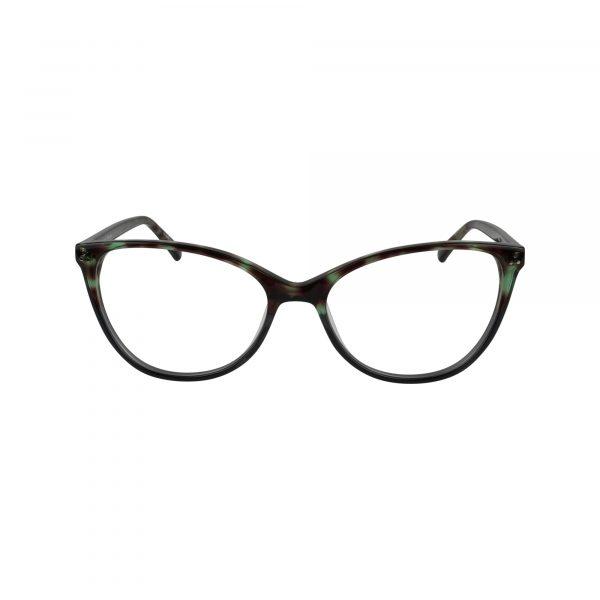 Koa Multicolor Glasses - Front View