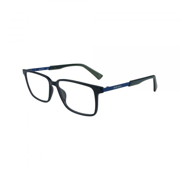 DL5290 Blue Glasses - Side View
