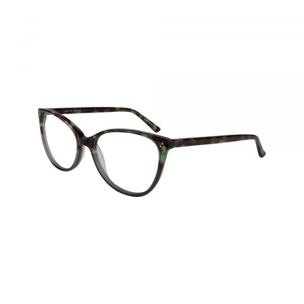 Koa Multicolor Glasses - Side View
