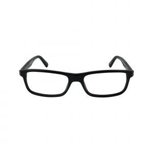 DL5292 Black Glasses - Front View