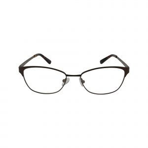 Twist Trinity Brown Glasses - Front View