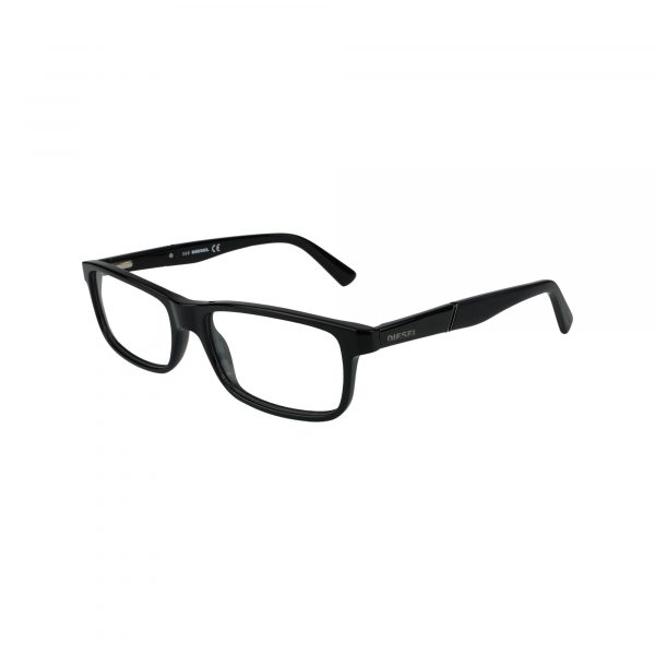 DL5292 Black Glasses - Side View