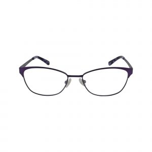 Twist Trinity Purple Glasses - Front View