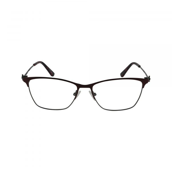 Twist Waterford Red Glasses - Front View