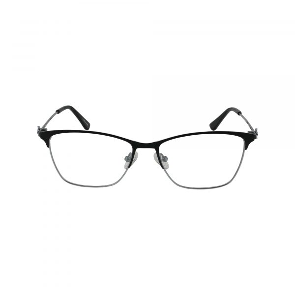 Twist Waterford Black Glasses - Front View