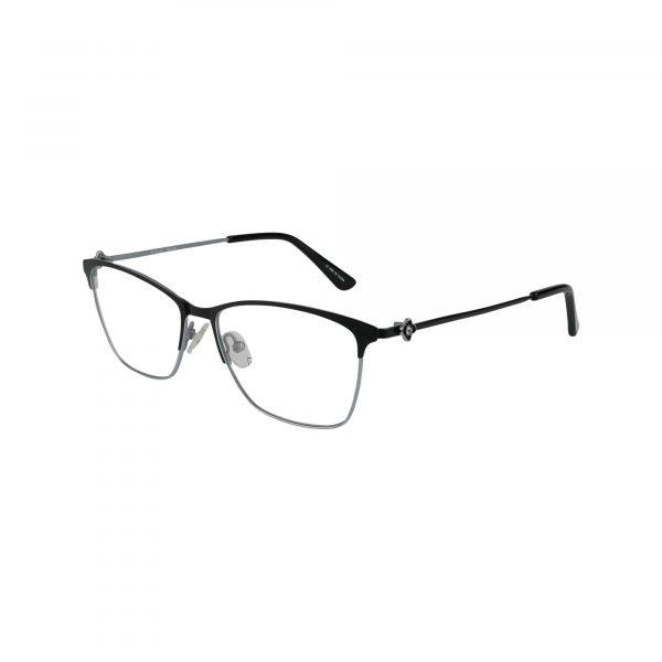 Twist Waterford Black Glasses - Side View