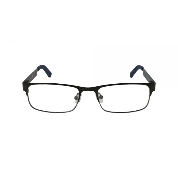 1731 Gunmetal Glasses - Front View