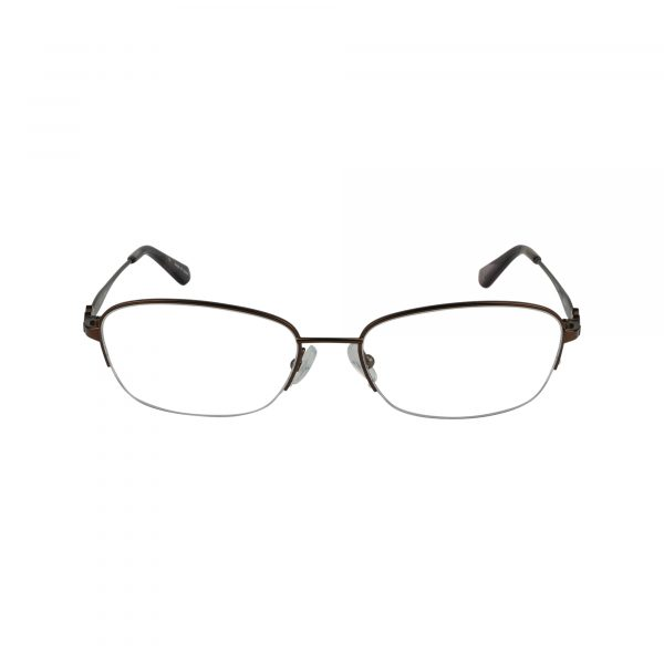 Twist Flagami Brown Glasses - Front View