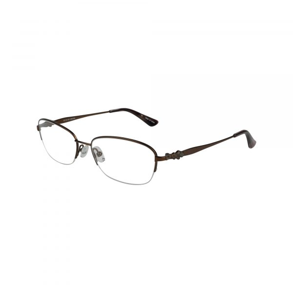 Twist Flagami Brown Glasses - Side View