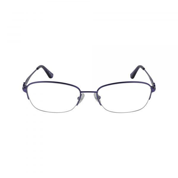 Twist Flagami Purple Glasses - Front View
