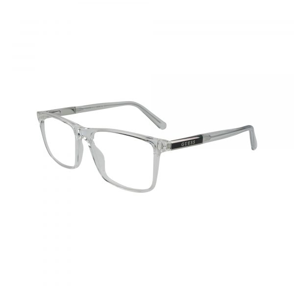 1982 Multicolor Glasses - Side View
