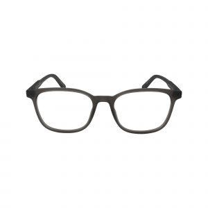 1974 Gunmetal Glasses - Front View