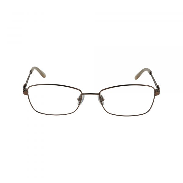 Twist Bella Vista Brown Glasses - Front View