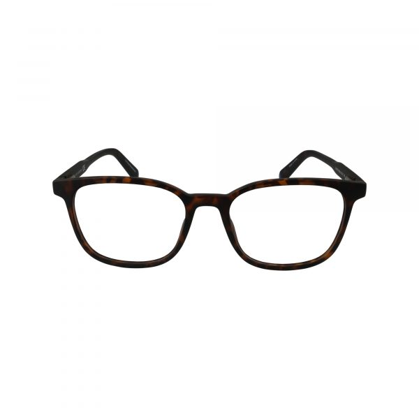 1974 Brown Glasses - Front View