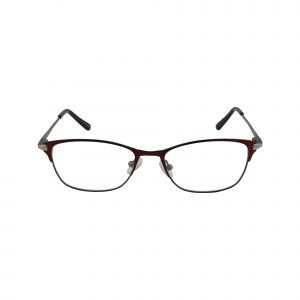 Twist Kumasi Red Glasses - Front View