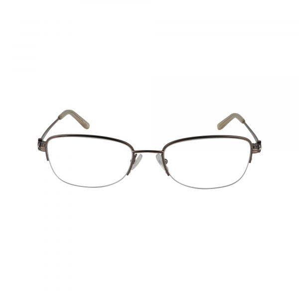 Twist Ashburn Brown Glasses - Front View