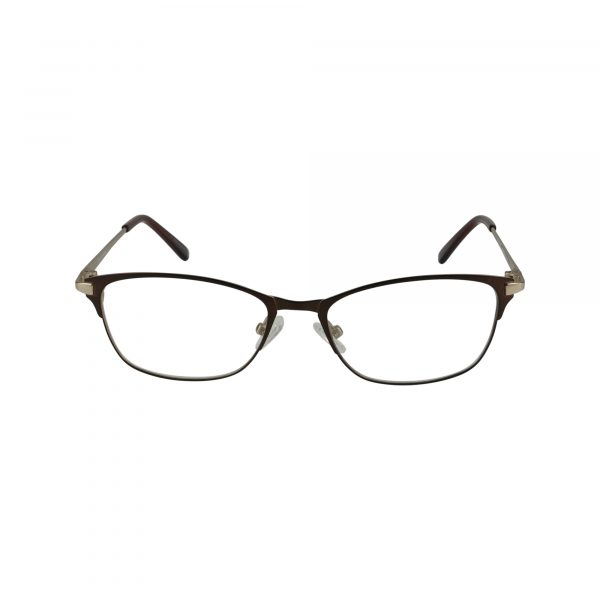 Twist Kumasi Brown Glasses - Front View