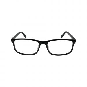 1948 Black Glasses - Front View