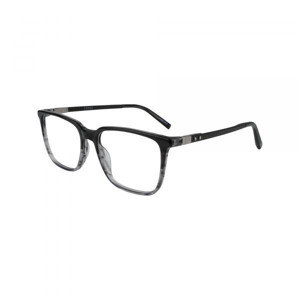 J537 Gunmetal Glasses - Side View
