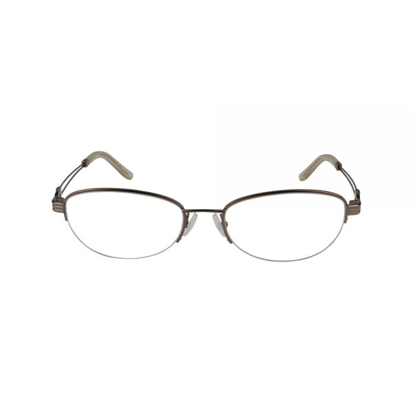 Twist Brielle Brown Glasses - Front View