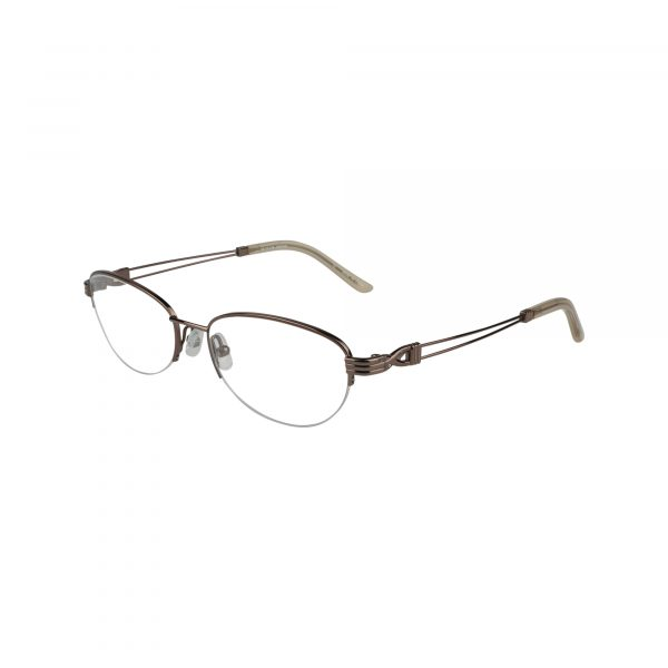 Twist Brielle Brown Glasses - Side View