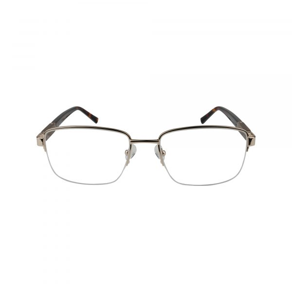 J367 Brown Glasses - Front View