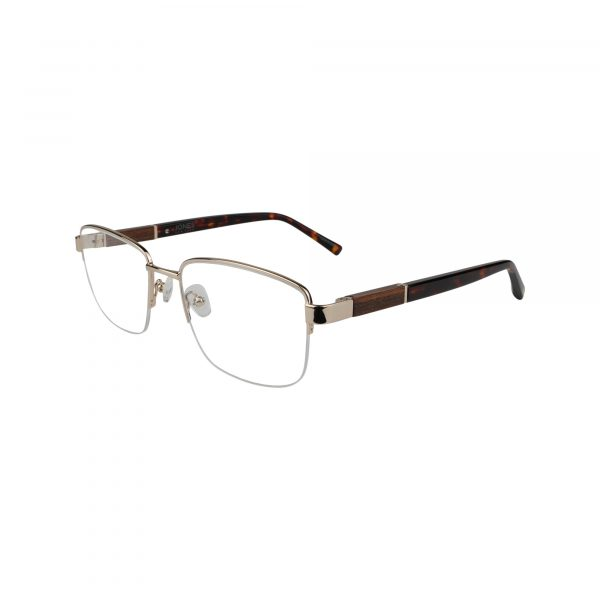 J367 Brown Glasses - Side View