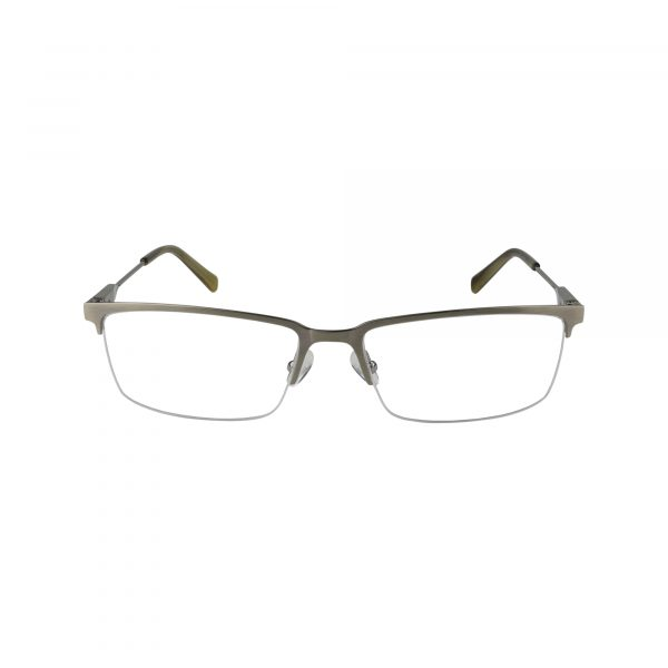 J363 Gunmetal Glasses - Front View