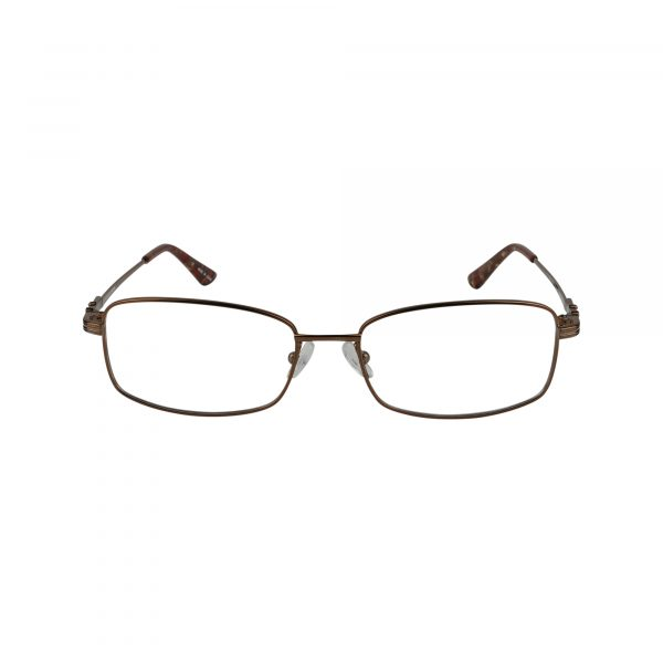 Twist Foxtown Brown Glasses - Front View