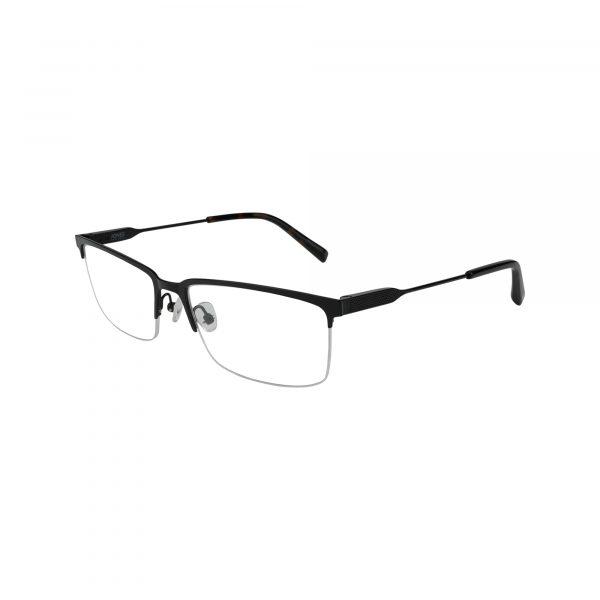 J363 Black Glasses - Side View