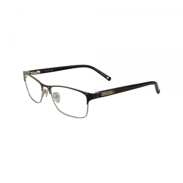 Claremont Brown Glasses - Side View