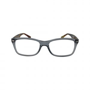 5228 Gunmetal Glasses - Front View