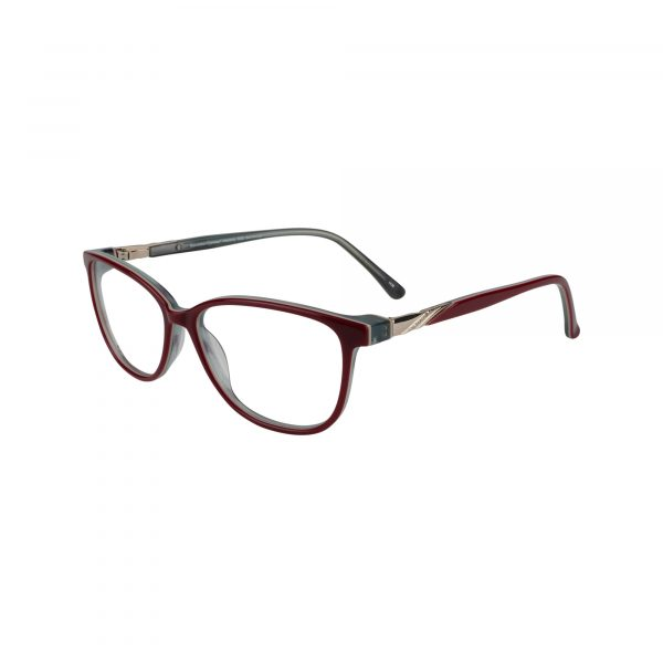Westerly Red Glasses - Side View