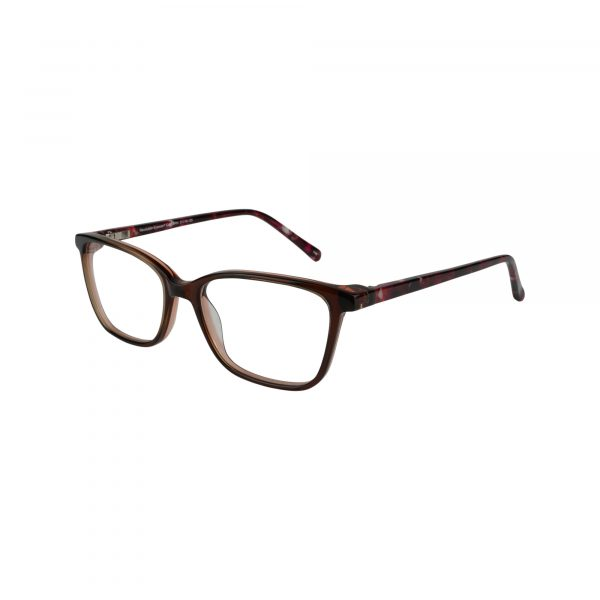 Cary Brown Glasses - Side View