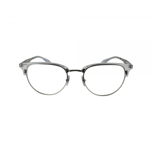 6396 Silver Glasses - Front View