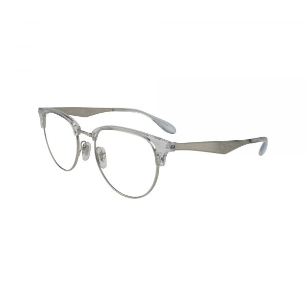 6396 Silver Glasses - Side View
