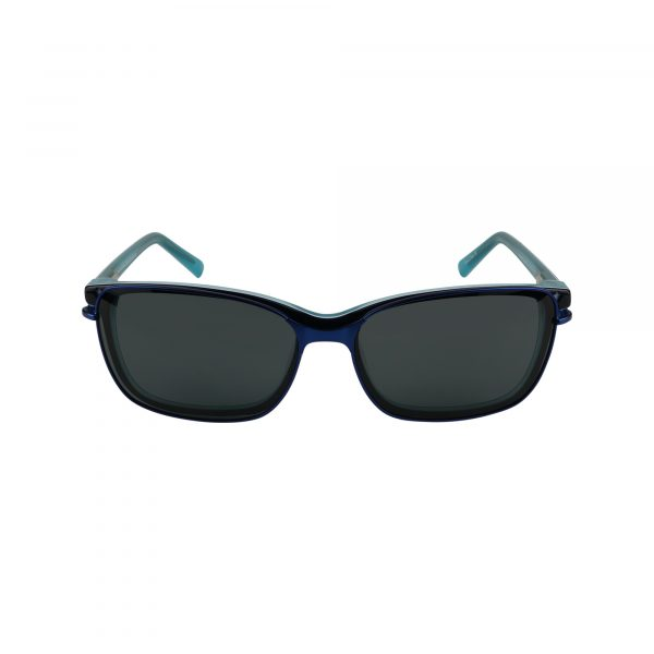Biloxi Green Glasses - Sunglasses