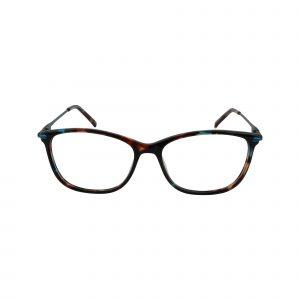 Odessa Tortoise Glasses - Front View