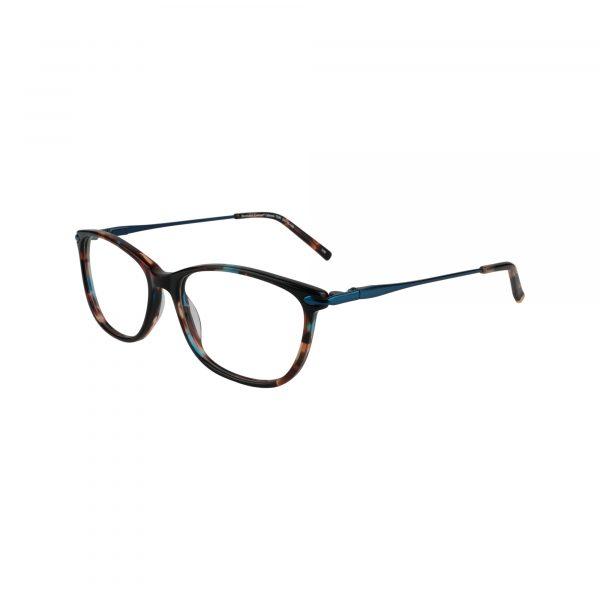 Odessa Tortoise Glasses - Side View